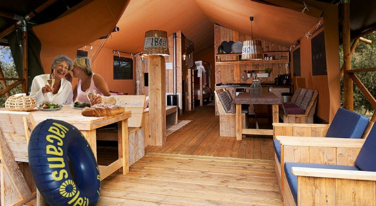 Glamping Campsites