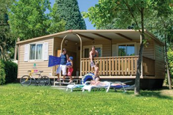 Holiday home GLAMPING - Glamping Mobile Home